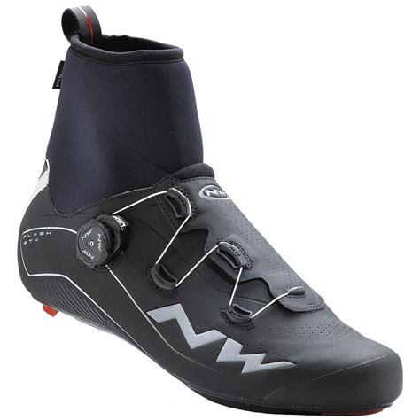 winter road bike shoes winter road cycling shoes northwave flash gtx shop