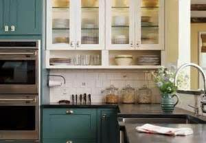 How To Transform Kitchen Cabinets Painted Kitchen Cabinets 14 Reasons To Transform Yours Bob Vila