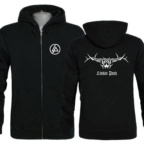 Linkin Park Hitam Zipper Hoodie by Buy Linkin Park Costume T Shirts Hoodies Caps Linkin Park