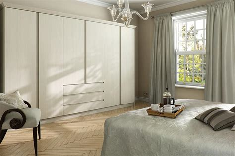 fitted bedrooms bella knebworth avola cream fitted bedroom ream