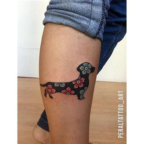 weiner dog tattoo 17 best ideas about dachshund on