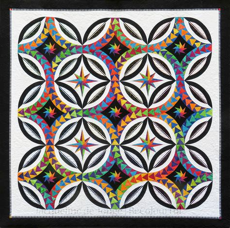 quilt pattern art deco the rainbow collection becolourful quilts