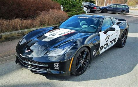 Corvette Stingray Police Car For Sale In Sweden Corvette