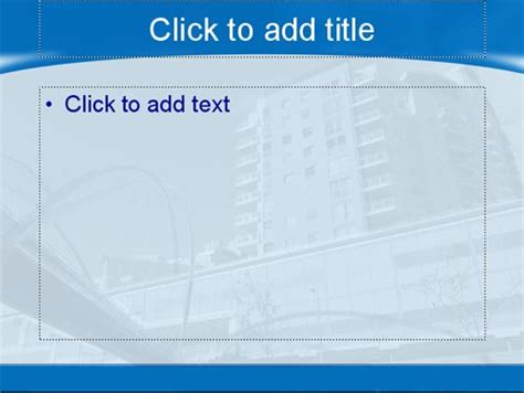 free enforcement powerpoint templates free powerpoint templates with a building theme