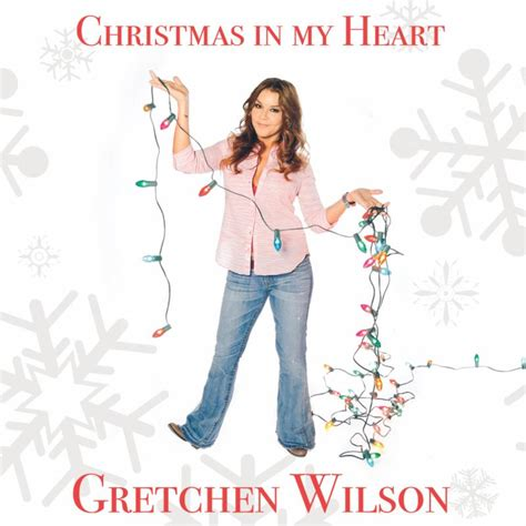 country music videos released in 2013 gretchen wilson to release holiday album quot christmas in my