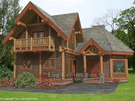 astoria log home design by the log connection guesthouse log home design by the log connection