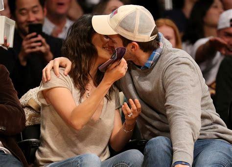 ashton kutcher ad ashton kutcher mila kunis reportedly dating models