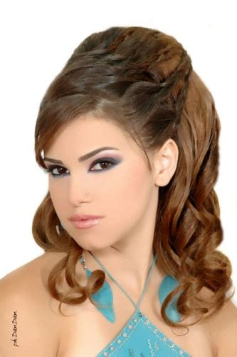 peinados a la moda peinados de fiesta 2012 peinados a la moda peinados f 225 ciles y sencillos de fiesta
