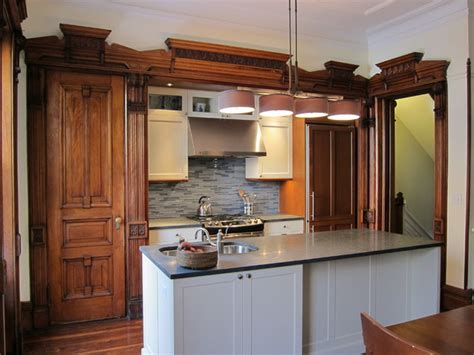 kitchen design brooklyn brooklyn brownstone kitchen dining room