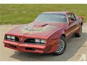 1977 Pontiac Trans Am Pictures 1977 Pontiac Firebird Trans Am For Sale In Lenexa Kansas