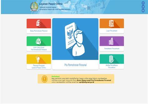 membuat paspor malaysia endang setiawati membuat paspor online