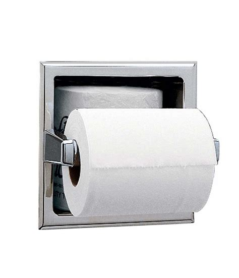 Dispenser Tissue bobrick b 6637 toilet tissue dispenser builderssale