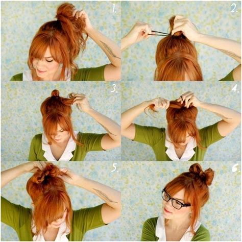 hairstyles how to do a bow 10 ways to make cute everyday hairstyles long hair