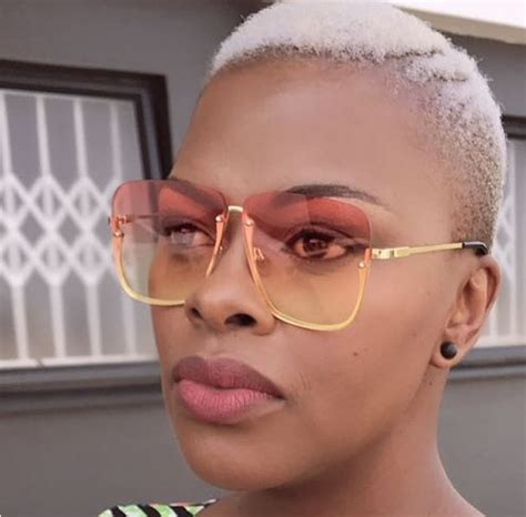mzansi celebrities with short hair hot trends these celebs are killing the short blonde