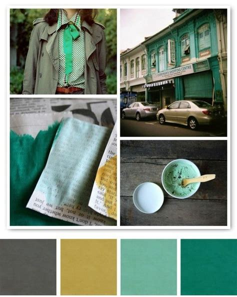 color scheme mint green and grey eclectic living home kitchen colors kitchen colour schemes and mint on pinterest