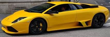 Lamborghini Murcielago Lamborghini Murci 233 Lago