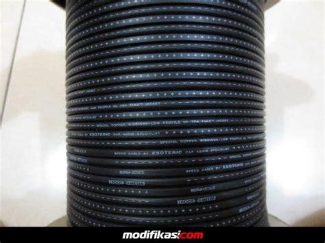 Harga Kabel Rca Roll baru wts kabel rca canare kabel speaker wires