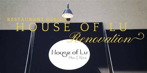 house of lu restaurant design original house of lu s modern renovation architect design