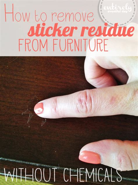 Aufkleber Von Holz Entfernen by How To Get Stickers Off Wood Pdf Woodworking