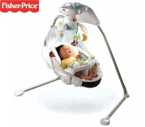 lamb swing fisher price fisher price my little lamb cradle n swing crazy sales