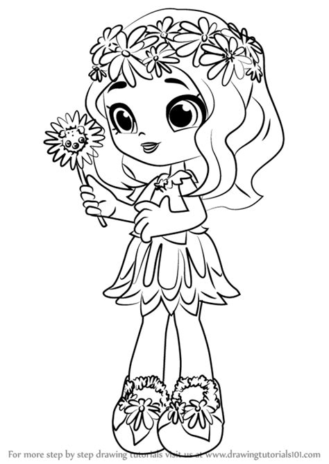 sunny daisy coloring page shoppie coloring pages free flower coloring pages free