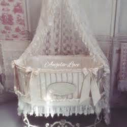 Oval Cribs For Babies Oval Baby Crib Angela Lace
