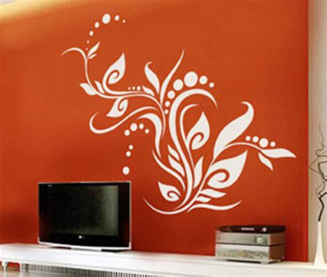 simple wall designs modern wall decals hometone