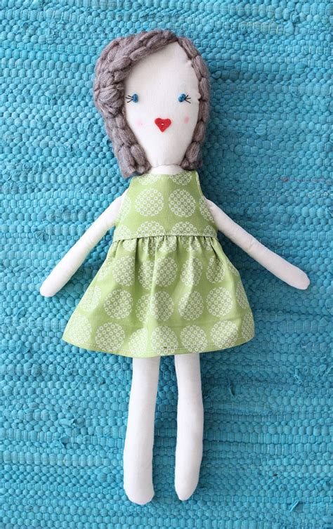 rag doll template traditional rag doll diy a beautiful mess