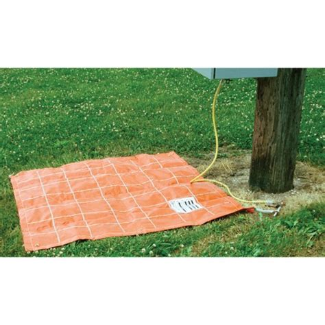 Electrical Grounding Mat electrical grounding blanket personal protective ground
