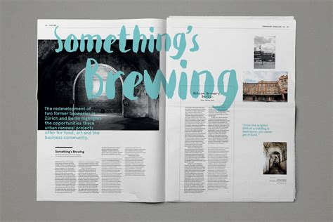magazine layout media 40 inspiring book and magazine layout ideas that will