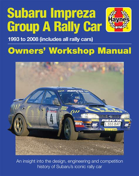 service manual hayes car manuals 2002 subaru impreza free book repair manuals service manual subaru impreza group a rally workshop manual haynes publishing