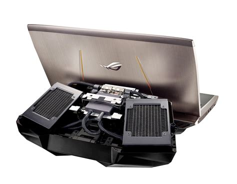 Asus Rog Water Cooled Notebook gallery asus rog gx700 gaming laptop with liquid cooling
