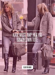 Or Fabulous Kate Moss Stain Ysl by Kate Moss Ysl Downtown Tote Fashion