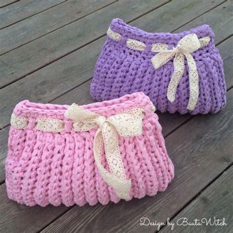 manualidades paso a paso tejido a crochet capas patrones crochet manualidades y reciclado bolso para