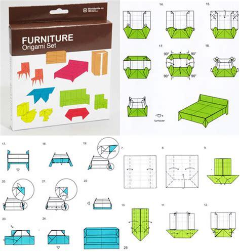 Furniture Origami - origami furniture superradnow