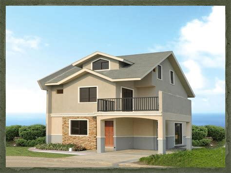 Small Home Design Philippines Zabrina Home Design Of Avanti Home Builders