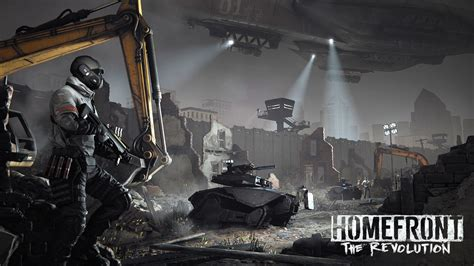 Homefront Ps4 fps sequel homefront the revolution revealed for ps4