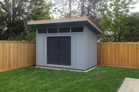Modern Shed Design by Shed Colors And Trim Colors Studio Design Gallery