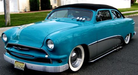 Sell Used 1950 Ford Custom 1950 Ford Custom Chopped Rod For Sale