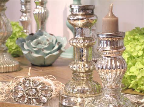 Glas Kerzenständer Stabkerzen by Ferrum Living Glas Kerzenst 228 Nder Silbern