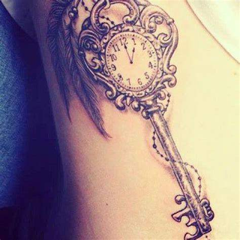 vintage key tattoo designs lock key tattoos on neo traditional