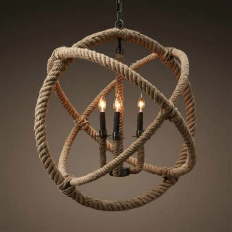 Creative Chandelier Ideas Creative Ideas Chandelier From Rope Light L Upcycle