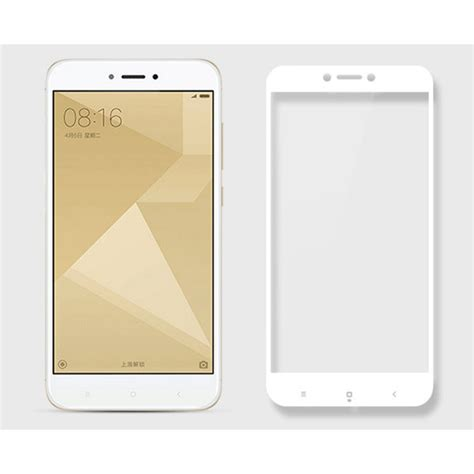 Tempered Glass Redmi 4x 2 5d 9h tempered glass screen protector screen guard for redmi 4x