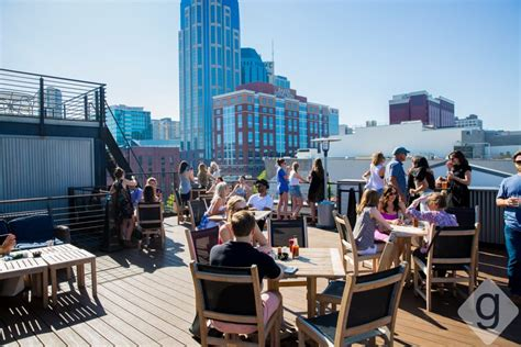 top bars in nashville best rooftop bars in nashville nashville guru