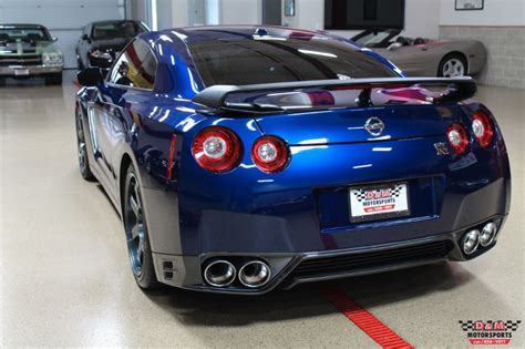 nissan gtr black edition blue 2015 nissan gt r black edition stock m5856 for sale near