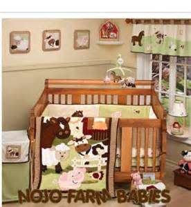 Baby Bedding Farm Theme Farm Babies Bedding By Nojo