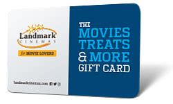 Landmark Theatres Gift Card Balance - frequently asked questions landmark cinemas