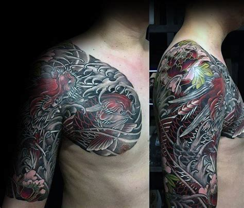tattoo cover up ideas for arm 50 tattoo cover up sleeve design ideas for men manly ink