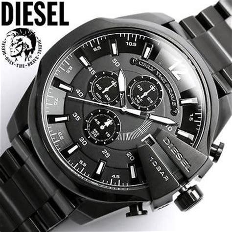 Diesel Dz 4283 Rgbl For diesel xl herrenuhr edelstahl schwarz chronograph mega