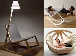 2 Person Armchair Design Ideas 12 Cool And Unique Rocking Chair Designs Design Swan